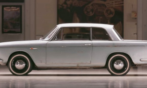 1960 Lancia Appia Lusso visits Jay Leno's Garage