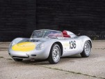 1961 Porsche 718 RS-61 race car owned by Sir Stirling Moss - Image via Bonhams
