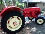 1962 Porsche Standard tractor. Image from Craigslist