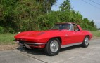 1963 Chevy Corvette Pilot Car Up For Auction