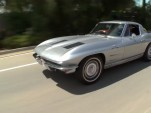 1963 Chevrolet Corvette Stingray on Jay Leno's Garage