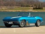 1963 Corvette built for Harley Earl