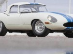 1963 Jaguar Lightweight E-Type raced by Bob Jane - Image via Bonhams