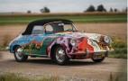 Janis Joplin's Psychedelic Porsche Heads To Amelia Concours
