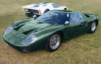 A fully restored Mk1 Ford GT40 headed to 2016 Atlanta Concours d'Elegance