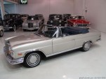 1965 Mercedes 220SE from 'The Hangover,' found on eBay