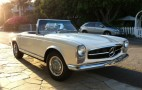 Converted Mercedes SL Electric Car On eBay Is A Real Beauty