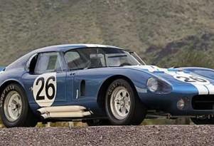 1965 Shelby Daytona Cobra Coupe CSX2601