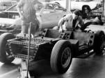 1965 turin salon lamborghini miura chassis 003