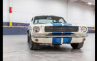 Carroll Shelby's personal 1966 GT350H is up for grabs