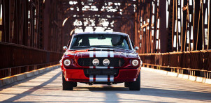 1967 Classic Recreations Ford Shelby GT500CR 545