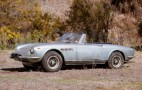 """Barn Find"" Ferrari 330 GTS Expected To Fetch Large Sum At Auction"