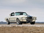 Original Shelby 1967 GT500 Super Snake Heads To Auction