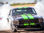 "1968 Ford Mustang ""Zombie 222"" electric conversion"