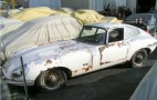 Classic Jaguar E-Type: Abducted, Shot, Rescued, Then Ignored