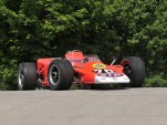 1968 STP Lotus Type 56/3 turbine-powered Indy car