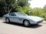 1969 Maserati Ghibli 4.7 via eBay Motors