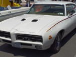 1969 Pontiac GTO Gudge