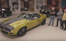 1972 AMC Javelin AMX by Ringbrothers visits Jay Leno's Garage