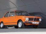 1972 BMW 1602 Electric
