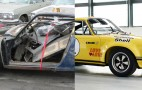 Porsche restores dilapidated Le Mans-winning 911