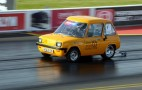 Tiny 40-Year-Old Electric Car Now As Fast As Tesla Roadster