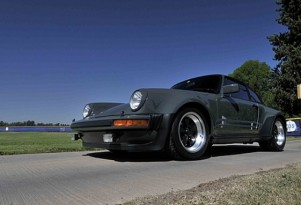 1976 Porsche 930 once owned by Steve McQueen