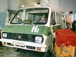 1976 Soviet hydrogen-gasoline minibus prototype (photo courtesy of LiveJournal user  doroshenko_us)