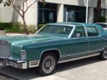 1979 Lincoln Town Car, Missoula, Montana