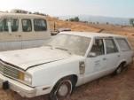 1980 Ford Fairmont EVA electric conversion.