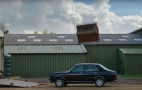 Car on which Jeremy Clarkson dropped a piano is for sale, mid-restoration (it's a Morris Marina)