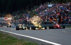 Formula One To Jump The Shark…Err, Add Sparks To Race Cars
