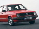 1983 Volkswagen Golf Mark I