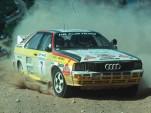 1984 Audi Rallye A2 Group B