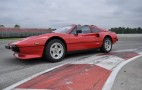 1985 Ferrari 308 GTSi QV Driven: Magnum Photo Gallery