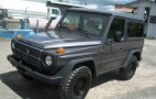 Craigslist Diesel G-Wagen Awesomeness For Just $23,500?