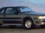 1987 Mustang GT with the 5.0 badge