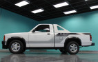 Dodge Shelby Dakota driven by Carroll Shelby heads to auction