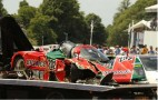 1989 Mazda 767B Le Mans Racer Crashes At 2015 Goodwood Festival of Speed