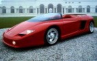 Pininfarina Mythos: The Ferrari Concept That Group Hugged Maranello, Tokyo, And Brunei