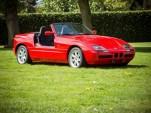 1990 BMW Z1. Image via Silverstone Auctions.