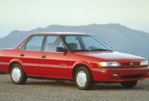 1990 Geo Prizm GSi