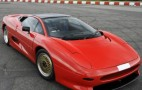 1990 Jaguar XJ220 Prototype No. 2 On eBay