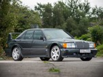 1990 Mercedes-Benz 190E Evo II heads to auction