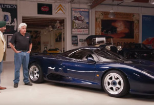 1991 Jaguar XJR-15 visits Jay Leno's Garage
