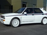 1992 Lancia Delta Integrale Evo 1 Martini 5. Image via Bring a Trailer.