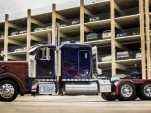 1992 Peterbilt 379 used to depict Optimus Prime's vehicle mode in Transformers movies