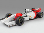 1993 McLaren MP4/8A Formula 1 race car