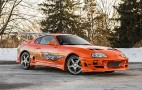 Toyota Supra Driven By Paul Walker In 2001's 'The Fast And The Furious' Heads To Auction