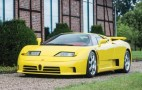 Chris Harris Spends Time With Bugatti's EB110 Super Sport: Video